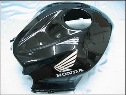 Fairings Honda CBR 600 RR Black West Racing (2007-2008)