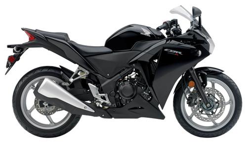 Fairings Honda CBR250R Black CBR Racing (2011-2015)