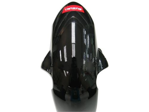 Fairings Suzuki GSXR 600 750 Black Chesterfield Suzuki Racing  (2006-2007)