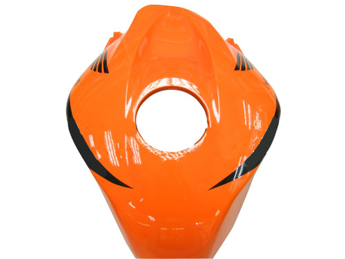 Fairings Honda CBR 600 RR Orange & White Repsol Racing (2009-2012)