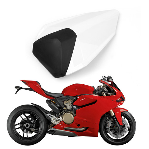 Seat Cowl Rear Cover Ducati 1199 Panigale (2012-2015)  White