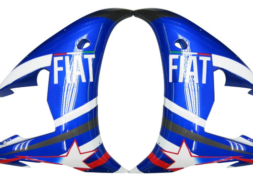 Fairings  Yamaha YZF-R6 Blue Star FIAT  R6 Racing (2003-2005)
