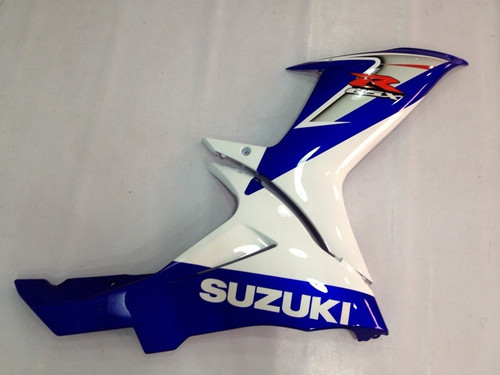 Fairings Plastics Suzuki GSXR600 GSXR750 K11 Blue White GSXR Racing (2011-2014)