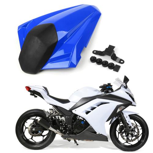 Seat Cowl Rear Seat Cover Kawasaki Ninja 300 EX300 ABS (2013-2014),  Blue