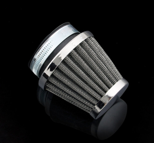 Air Filter 42mm Honda Kawasaki Suzuki Yamaha LIFAN SHINERAY SYM