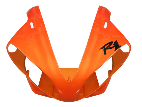 Fairings Yamaha YZF-R1 Orange R1 Racing (2000-2001) (Fairing-R1-0001-11)