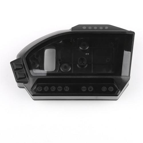 Speedometer Tachometer Gauge Case Cover Honda CBR1000RR 2015 Black