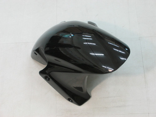 Fairings Honda CBR 600 RR Black & Silver Honda Racing (2003-2004)