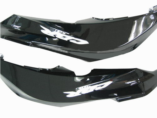 Fairings Honda CBR 600 RR Black & Silver Honda Racing (2007-2008)