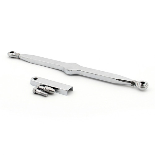 Shift Linkage Harley Davidson Chrome Bars Softails Ultra Electra Street Road Glide King and More