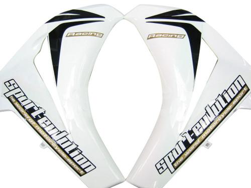 Fairings Honda CBR 1000 RR White & Gold Sport-Evo Racing (2008-2011)