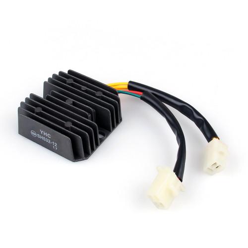 Regulator Voltage Rectifier Honda CN250 (1986-2001) CH125 CH250 (5 Wires) SH532-12