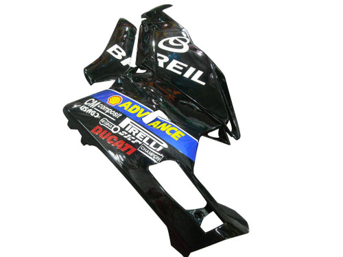 Fairings Ducati 999 Black Breil Racing (2003-2004)