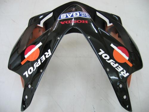 Fairings Honda CBR 600 F4i  Black Repsol Racing (2004-2007)