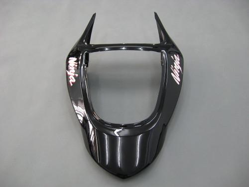 Fairings Kawasaki ZX6R 636 Black Ninja Racing  (2003-2004)