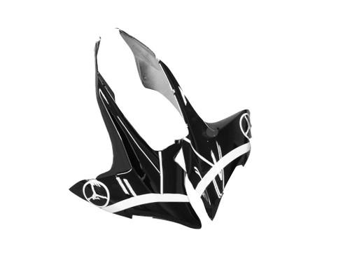 Fairings Suzuki GSXR 1000 Black Jordan Racing  (2009-2016)
