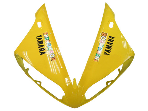 Fairings Yamaha YZF-R1 Yellow Blue Camel Racing (2004-2006)