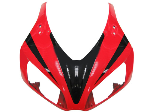 Fairings Honda CBR 1000 RR Black and Red CBR Racing (2006-2007)