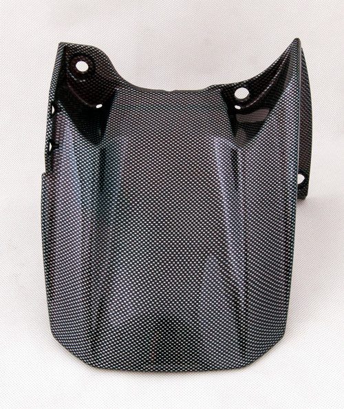 Rear Hugger Fender Mud Guard Yamaha YZF R1 (2004-2006)  Carbon