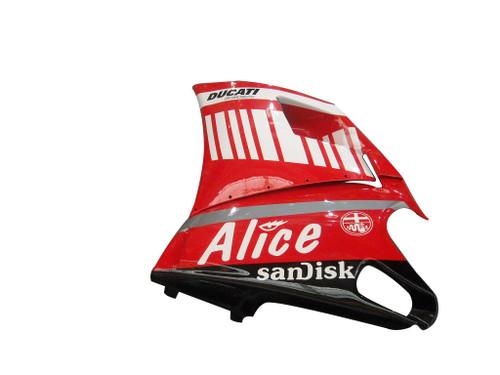 Fairings Ducati 996 Red Alice Racing (1994-2002)