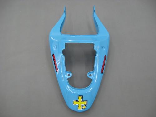 Fairings Suzuki GSXR 1000 Blue Black Rizla Racing  (2000-2002)