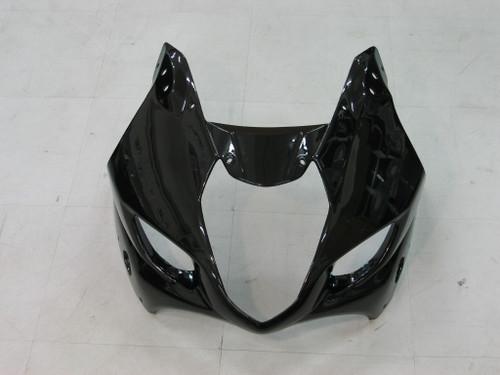 Fairings Suzuki GSXR 1000 All Black Suzuki Racing  (2003-2004)