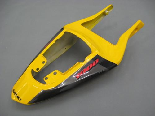 Fairings Suzuki GSXR 1000  Yellow & Black GSXR Racing  (2003-2004)