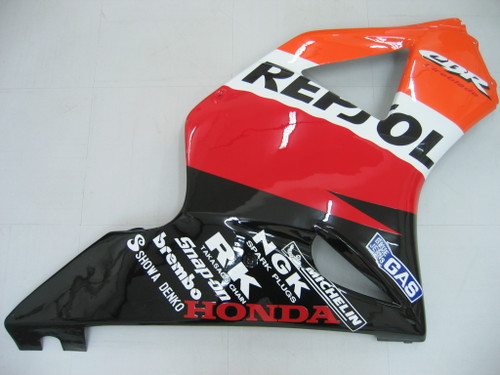 Fairings Honda CBR 954 RR Black Repsol Honda Racing (2002-2003)