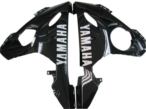 Fairings Yamaha YZF-R6 Black  R6 Racing (2003-2005)