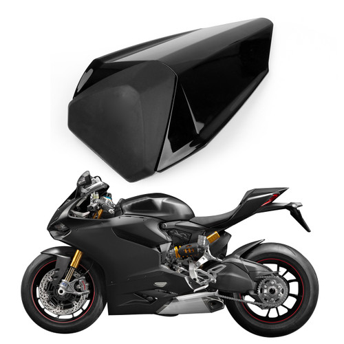 Seat Cowl Rear Cover Ducati 1199 Panigale (2012-2015)  Black