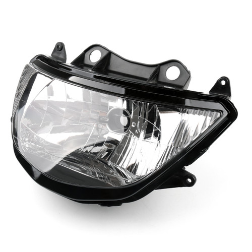 Headlight Head light Kawasaki Ninja ZX-9R (1998-1999) Clear