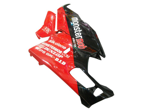 Fairings Ducati 999 Red & Black Monster Mob Racing (2003-2004)