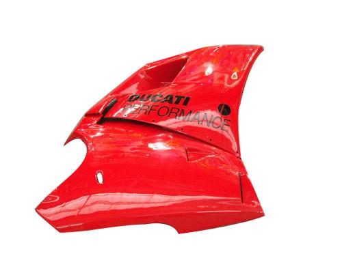 Fairings Ducati 996 Red White Ducati Performance Racing (1994-2002)
