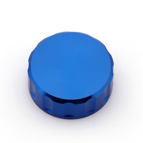 CNC Master Cylinder Fluid Oil Reservoir Brake Clutch Tank Honda CBR600RR CBR1000RR CBR900RR CBR929RR CBR954RR Blue