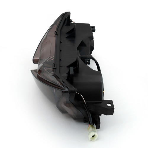 Headlight  Kawasaki Ninja ZX6R 636 Smoke Lens (2003-2004)