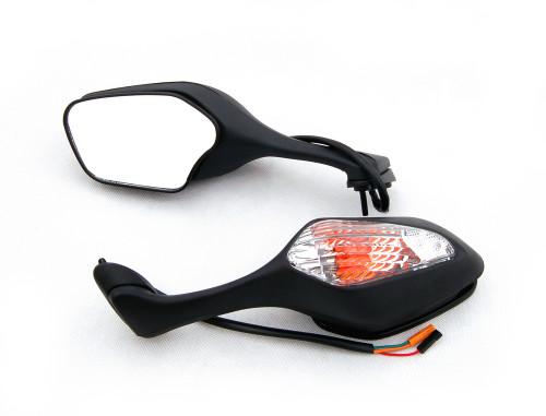 Mirrors Turn Signals Honda CBR 1000 RR (2008-2011) OEM Style Black