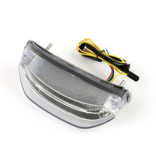 Tail Light LED Integrated Turn signals Honda CBR600RR (2013-2014), Clear