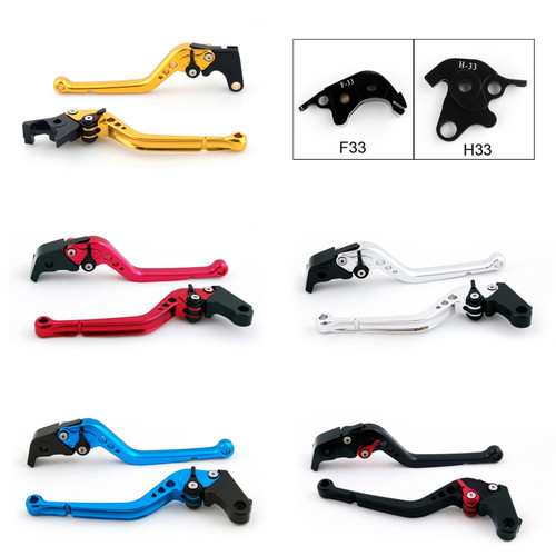 Standard Staff Length Adjustable Brake Clutch Levers Honda CB1000R 2008-2015