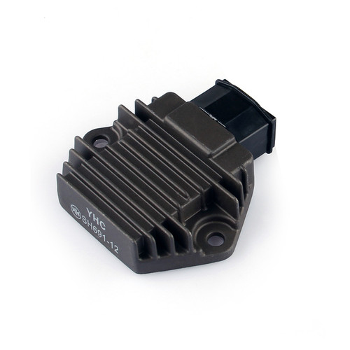 Regulator Voltage Rectifier Honda CBR 1100xx 900 600 400 250 CB1 CB 600 500 400 250 Shadow VTR VT NT NSR FES Hornet Magna SH691-12 31600-MV4-010