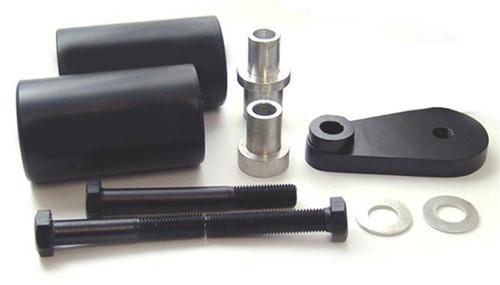Frame Sliders for Yamaha YZF R6 (2003-2005), YZF R6S (2006-2008) same as FS025