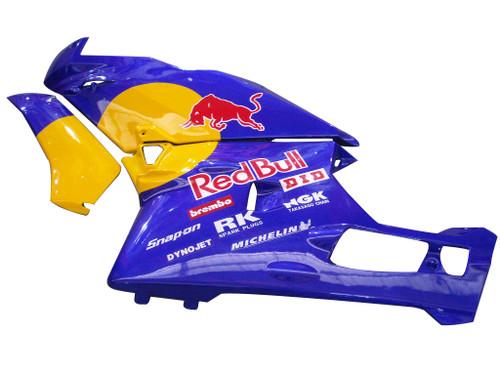 Fairings Ducati 999 Blue & Yellow Racing (2003-2004)