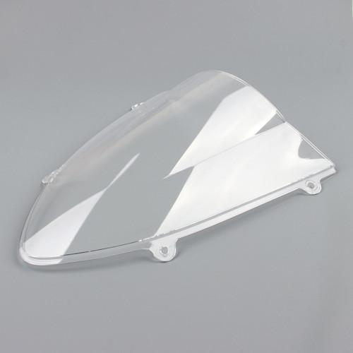 Windshield WindScreen Double Bubble Kawasaki Ninja 250 250R EX250 Clear