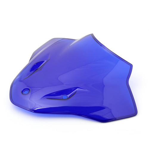 Windshield WindScreen Double Bubble BMW S1000R (2014-2015) Blue