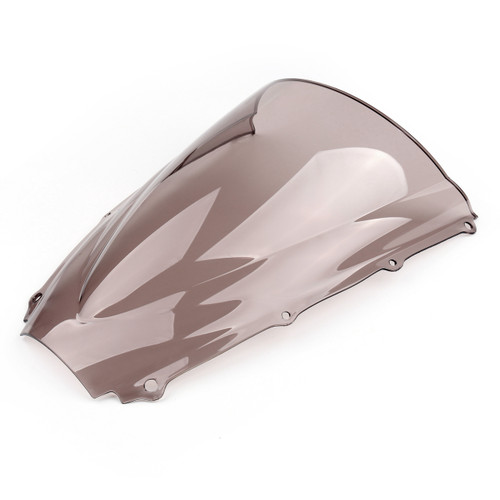 Windscreen Windshield Triumph Daytona 675 (2006-2008) Double Bubble, Smoke