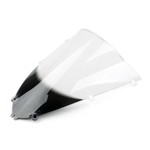 Windshield WindScreen Double Bubble Yamaha YZF R1 (1998-1999) , Clear Black 4XV-28381-10-00
