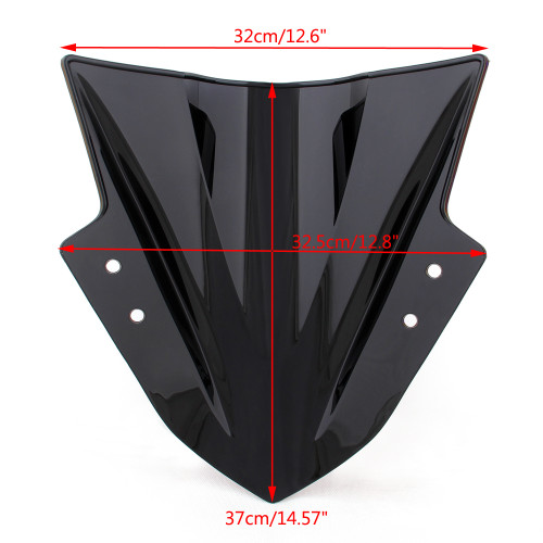 Windshield WindScreen Kawasaki EX300R NINJA 300 R (2013-2016) Iridium