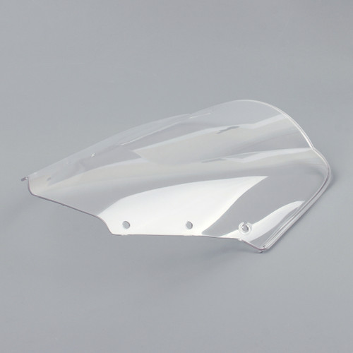 ABS Windshield WindScreen Double Bubble Fit For Yamaha FZ1 (2006-2015) Clear