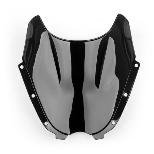 Windshield WindScreen Double Bubble Hyosung GT125 GT250R GT650R Black