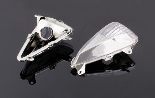 Front Indicators Turn Signals Lens for Honda CBR 600S, Varadero 1000 (All Years), Clear