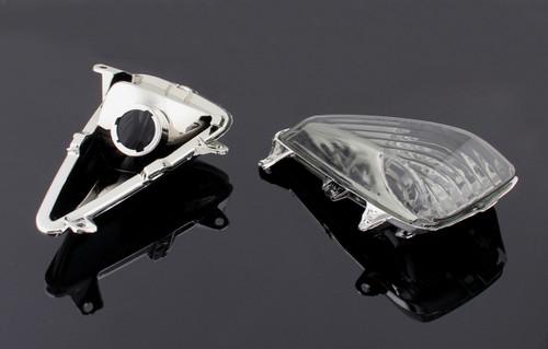 Front Indicators Turn Signals Lens for Honda CBR 600S, Varadero 1000 (All Years), Smoke